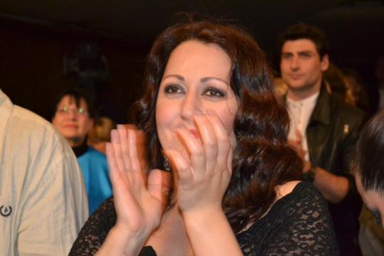 """Милица Гладнишка беше номинарана за наградите """"Аскеер 2016″ за музиката на """"Бягства"""" в Театър """"Азарян"""" в НДК"""