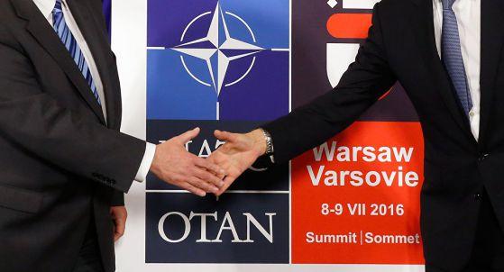 НАТО Вършава