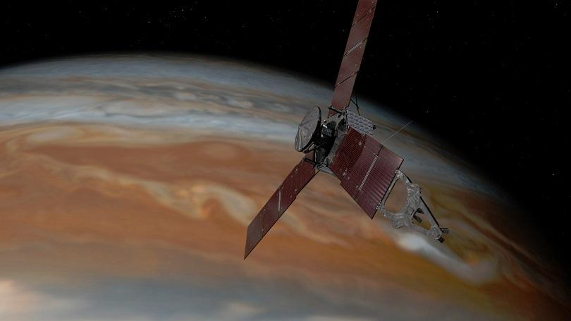 Сондата на НАСА Джуно