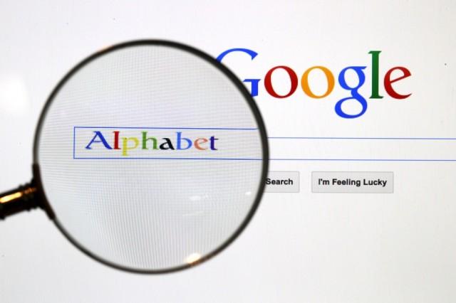 гугъл Алфабет