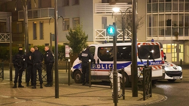 Избухна бомба в Брюксел 1