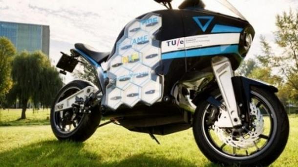 електрически мотоциклет Storm Wave