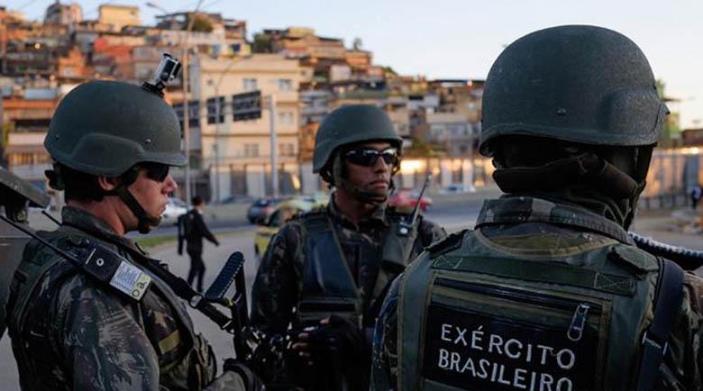 полиция бразилия