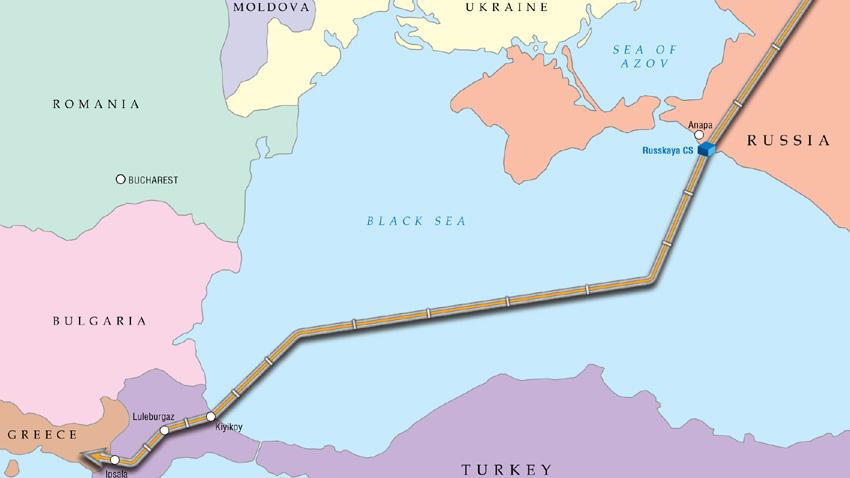 турски поток 2