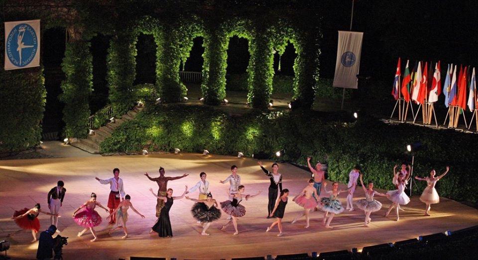 """""""балетната олимпиада"""" във Варна 1"""