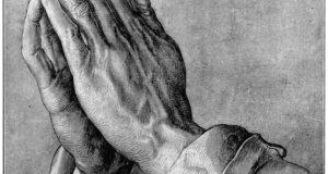 Молещите ръце от Албрехт Дюрер, около 1508 г.