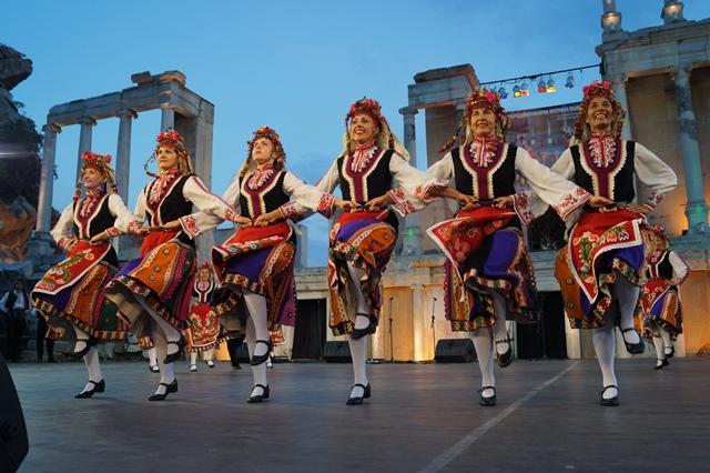 международен фолклорен фестивал в Пловдив 3