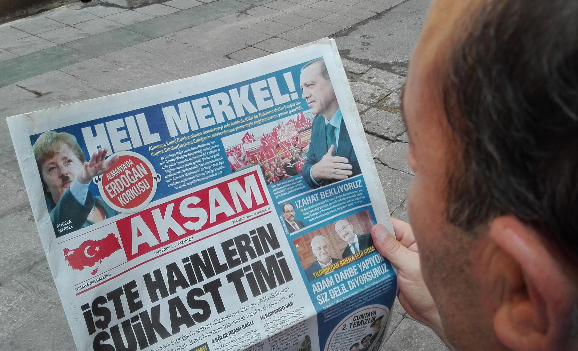 Heil Merkel