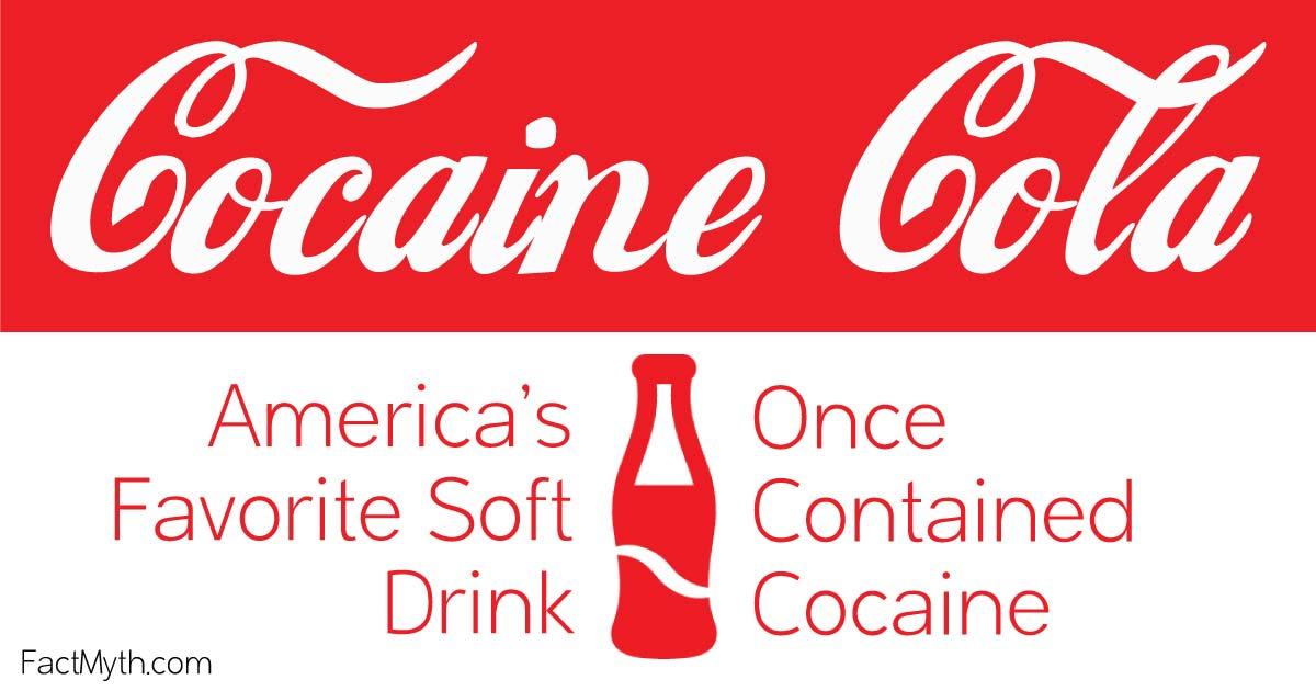кокаин кока-кола