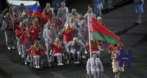 параолимпийските игри в Рио