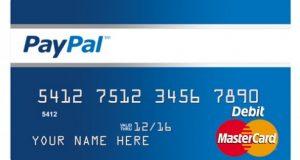 PayPal и Mastercard