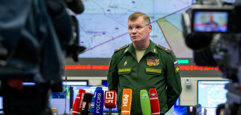 генерал-майор Игор Конашенков
