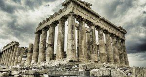 акрополът в атина