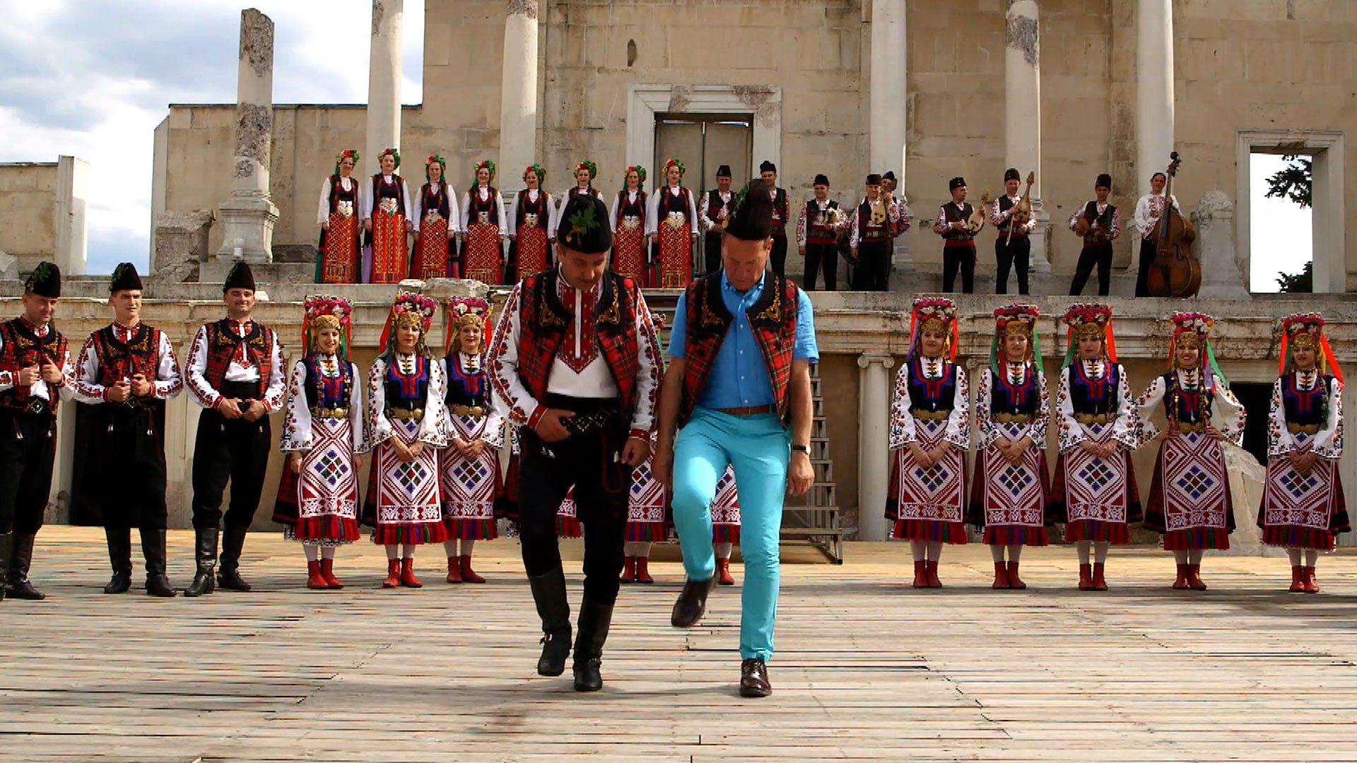 България във филма на BBC News