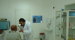 очна болница