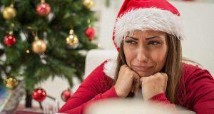 Коледна депресия