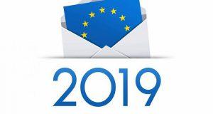 резултати от евроизбори 2019